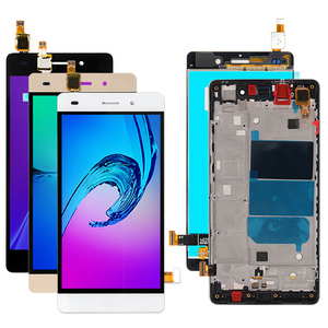 LCD SCREEN WITH FRAME FOR HUAWEI P8 LITE